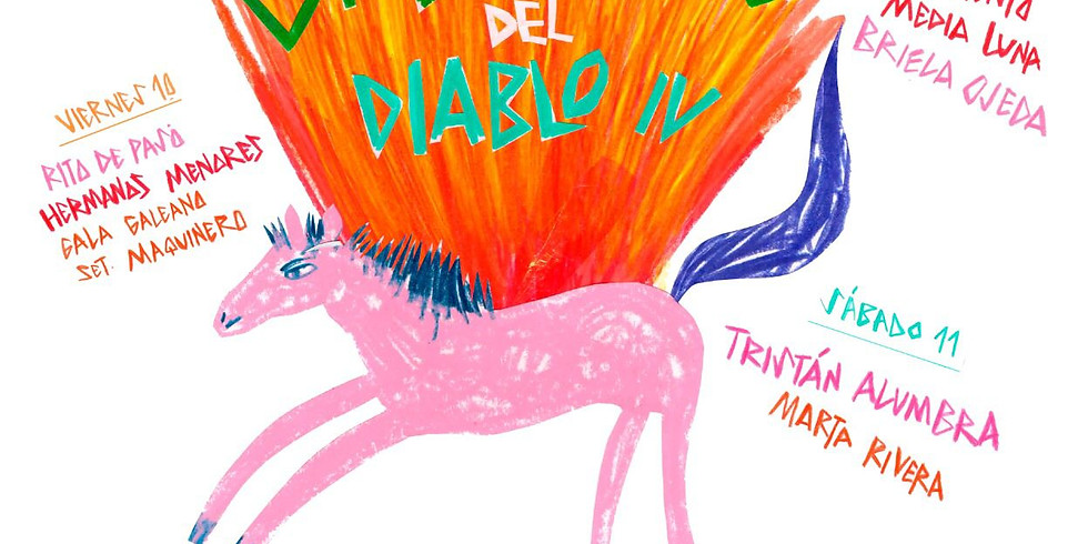 Festival Caballito del Diablo :  Tristán Alumbra &  Tristán Alumbra