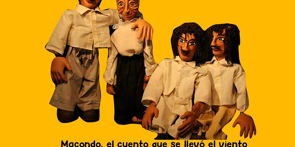 Homenaje a Teatro Comunidad: Macondo, el cuento que se llevó el viento