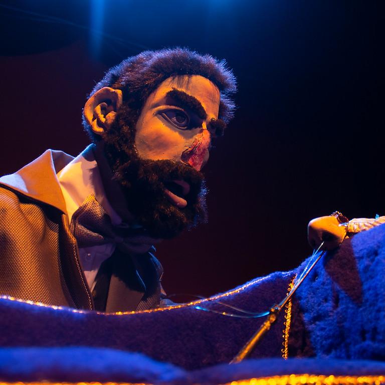 Festival Manuelucho (Presencial) La increíble historia de la nariz del Dr Freud      (1)