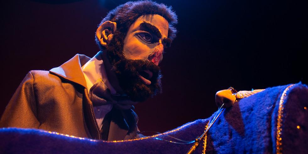 Presencial:   La íncreible historia de la nariz del Dr Freud