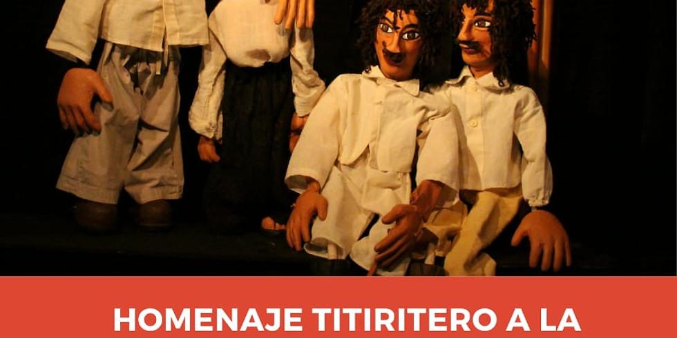 Presencial: Macondo: el cuento que se llevó el viento - Teatro Comunidad