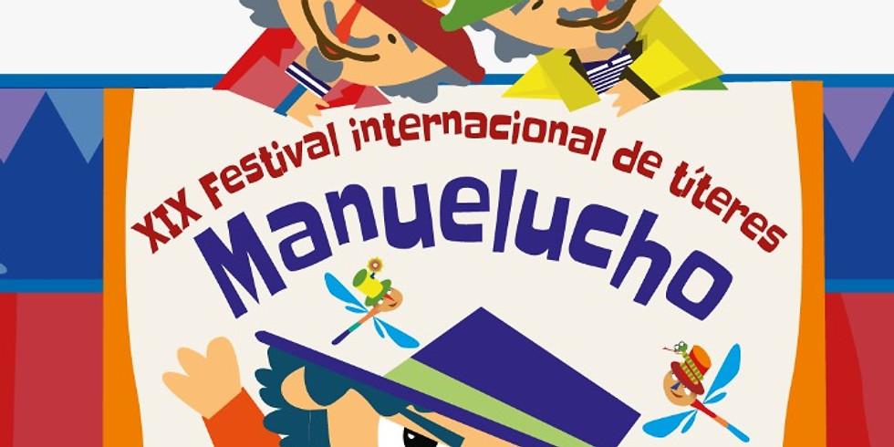 Lanzamiento festival Manuelucho : Los Espíritus lúdicos