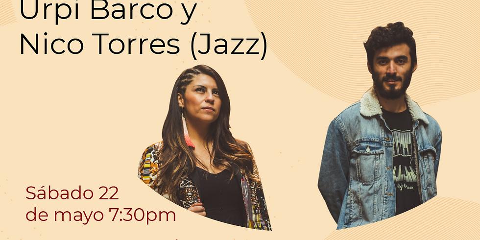 Presencial: Urpi Barco y Nico Torres en vivo en el Festival de Blues & Jazz Libélula Dorada 2021|    (1)