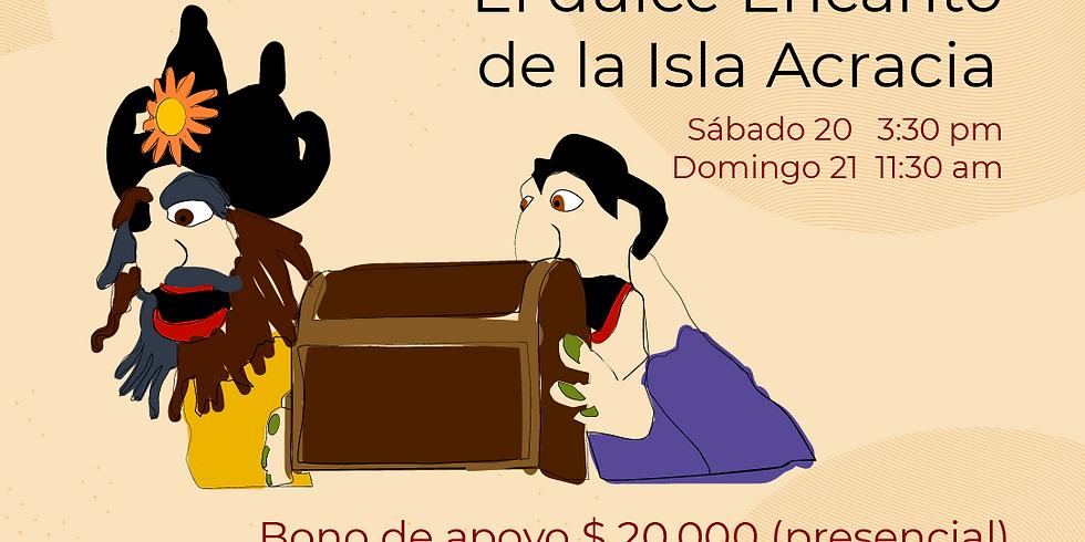 Presencial:El dulce encanto de la isla Acracia  (1)
