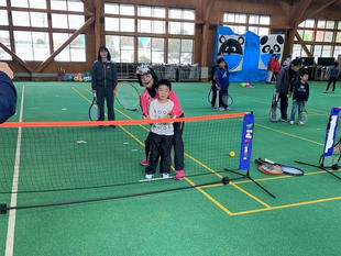 テニス体験教室