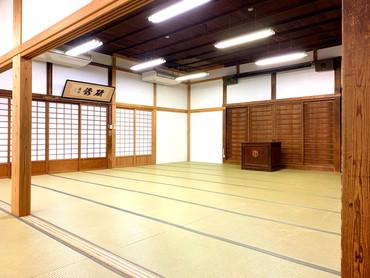 2020/10/6  🌰西山研修所施設紹介🌰(大広間編)