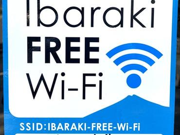 2021/1/14 FREE Wi-Fi導入のお知らせ🍀