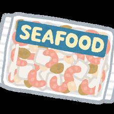 10.鉄板焼きB ごはん(肉・野菜・魚介類)
