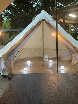 グランピング用テント