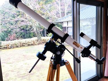 2021/3/21「親子天体観察Ⅰ&Ⅱ」開催報告⭐