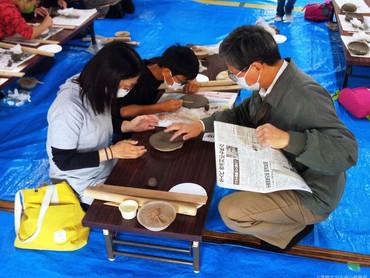 2021/4/25 「親子で陶芸体験」開催しました!【初開催】