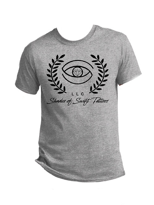 Shades of SwiftTattoos/ Grey T-Shirts