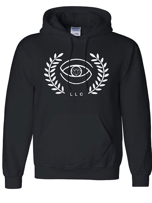 Shades of Swift Tattoos/ Black LLC Hoodies