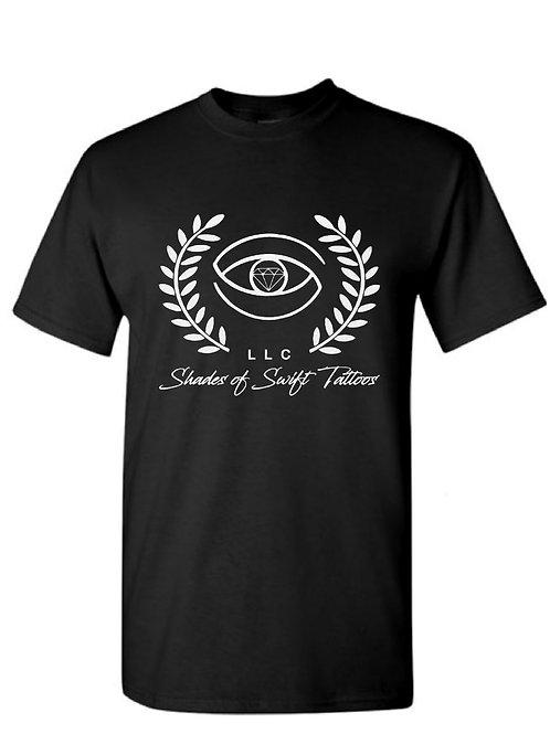 Shades of SwiftTattoos/ Black T-Shirts