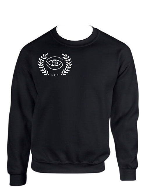 Shades of SwiftTattoos/ Black  LLC Crew Neck Sweatshirts