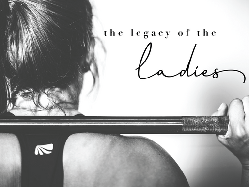 The Legacy of the Ladies - Lessons Learned from Rio