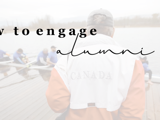 how to engage alumni