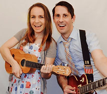 Mr. Steve & Miss Katie (fun music for kids) SMILE