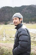 Hiro, English and Japanese speaking guide in Keihoku, Japan