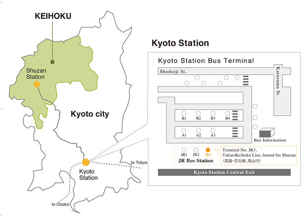 How to accese Keihoku