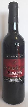 La Girondaise | Bordeaux Rouge | 2014