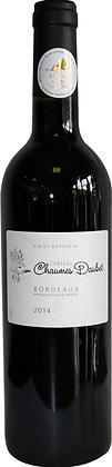 Château Chaumes Daubet | Bordeaux Rouge | 2018 | Magnum 1.5l