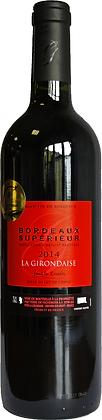 La Girondaise | Bordeaux Supérieur | 2017 | Magnum 1.5l