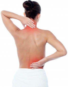 The research shows that massage does reduce pain