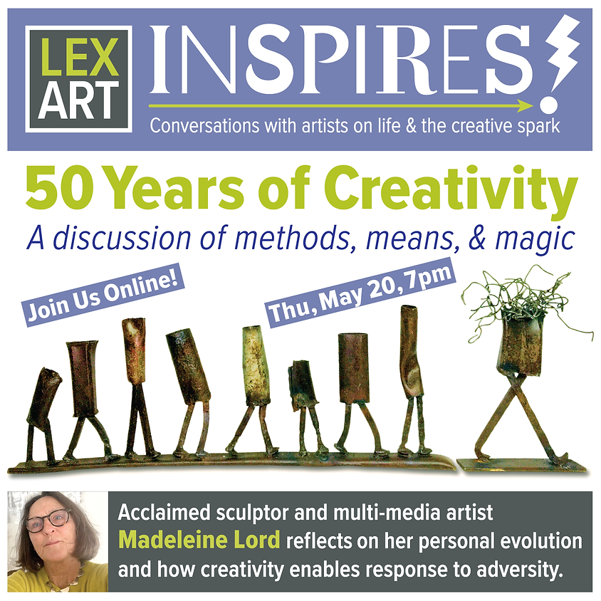 50 Years of Creativity:  A discussion of Method, Means, & Magic