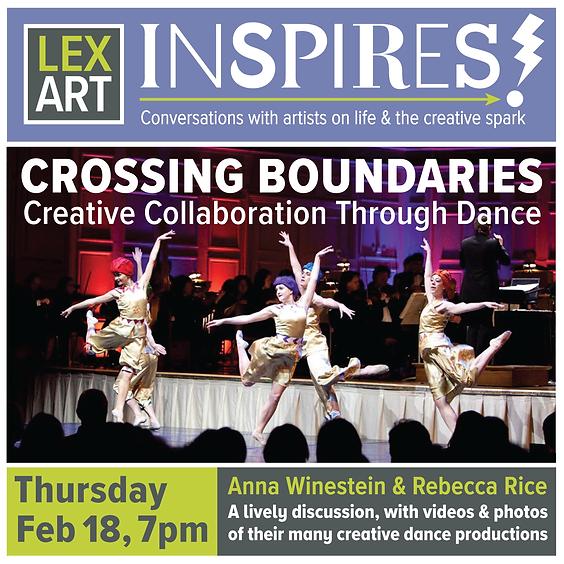 Crossing Boundaries: Creative Collaboration Through Dance