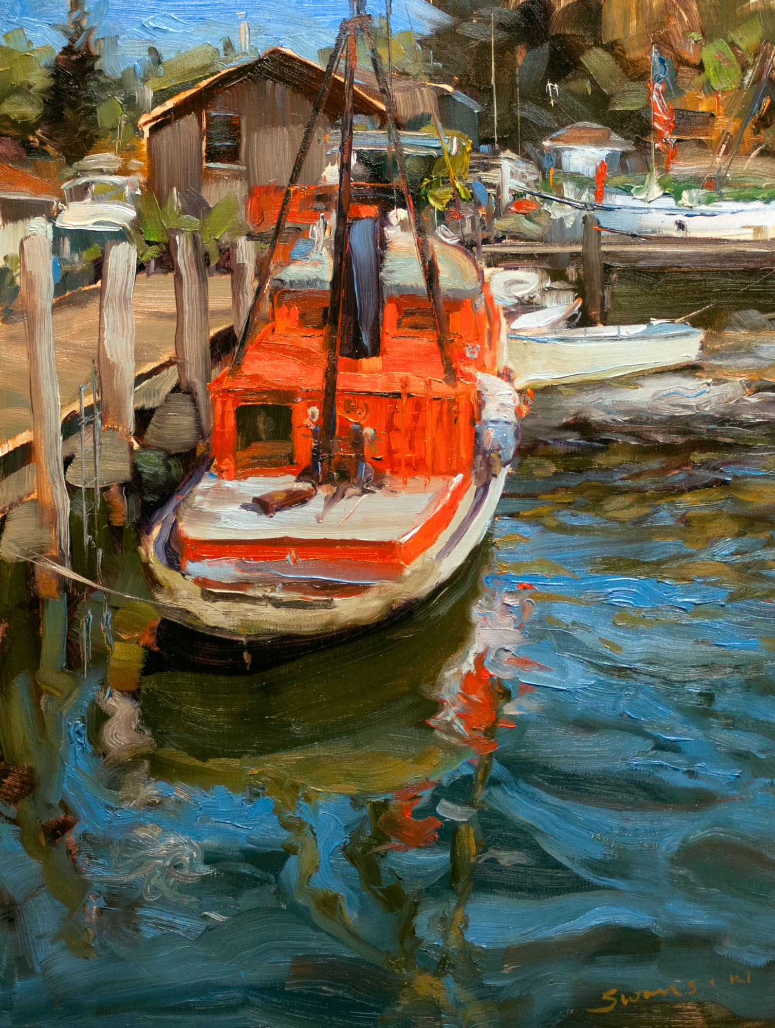 painting-the-tugboat-red