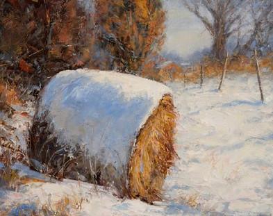 Winter Haystack