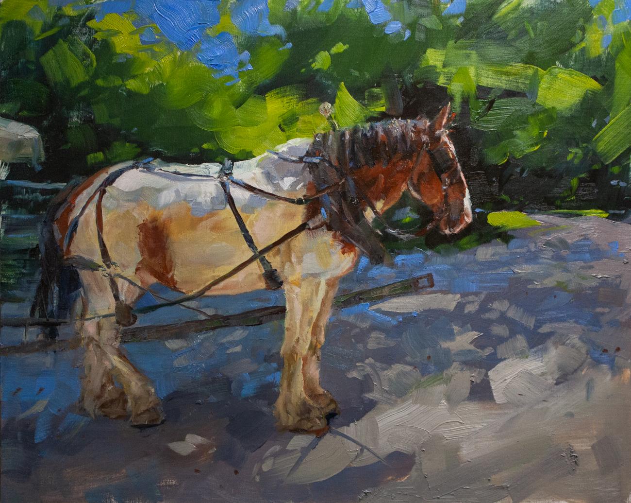 Mack Horse