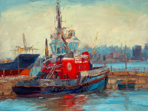Harbour Tug