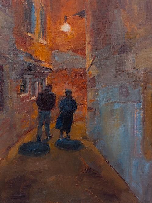 Venetian Night Walkers
