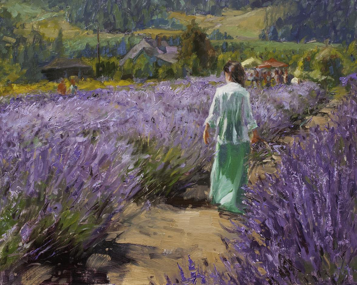 lavendar fields forever