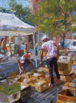 Late Flea Market Pickings