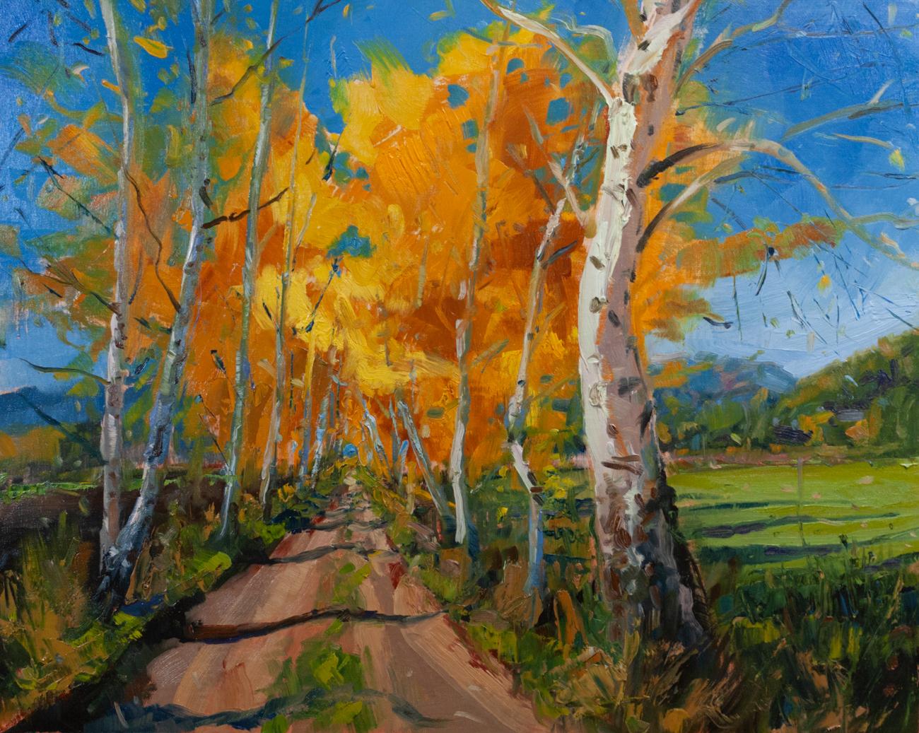 Yellow Birch Road