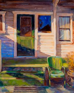 Porch of Shadows