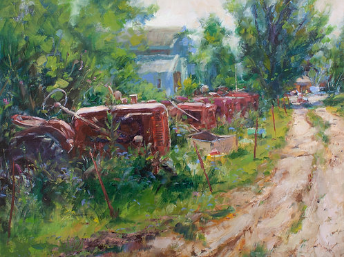 Tractor Row