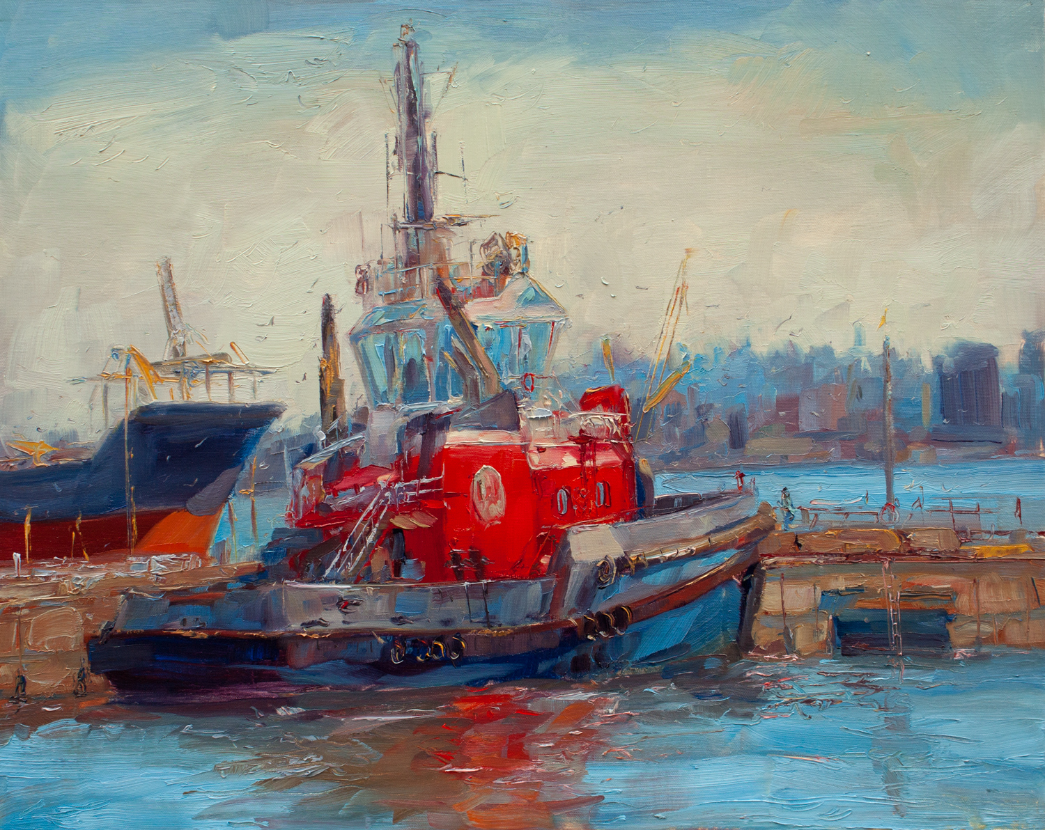 Harbour-Tug