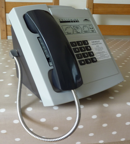 Solitaire 2000A Payphone