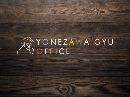 YONEZAWA GYU OFFICE ロゴデザイン