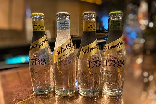 Schweppes 1783 Tonics 200ml