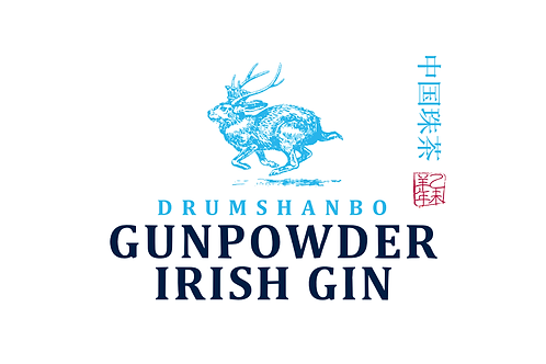 Gunpowder Irish Gin 43% 200ml