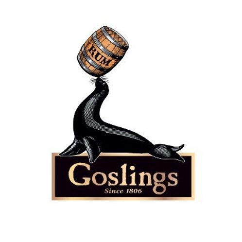 Goslings Bermuda Black Rum 40% 200ml