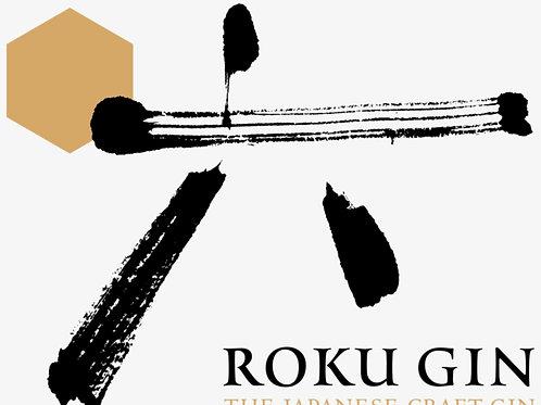 Roku Japanese Gin 43% 200ml