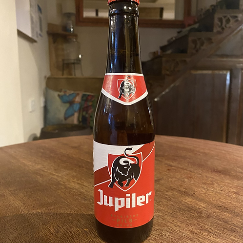 Jupiler Pils Bottle 5.2%