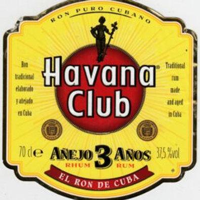 Havana 3 Year 40% 200ml
