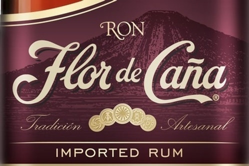 Flor De Cana Grand Reserva 7 Year 40% 200ml